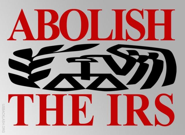 Abolish-The-IRS