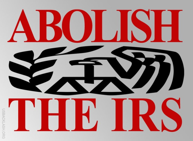 Abolish-The-IRS