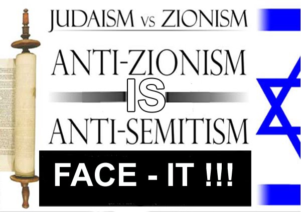 Anti-Zionism VS Anti-Semitism
