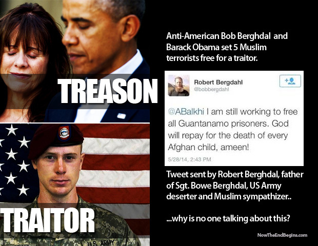 obama-commits-treason-gitmo-5-five-prisoner-swap-bowe-berghdal