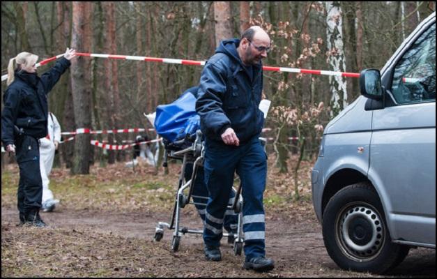 Tote Frau im Wald gefunden