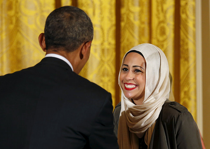 U.S. President Obama hosts Iftar dinner  at the White House in Washington