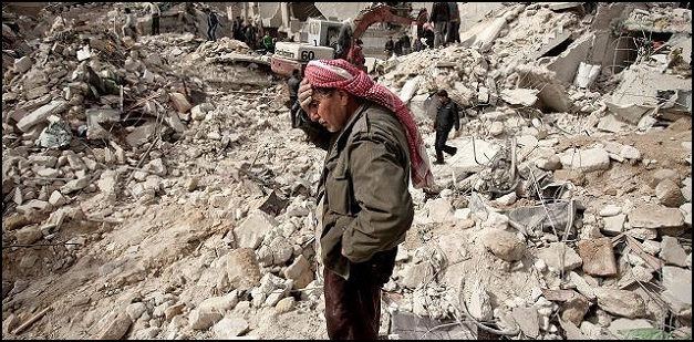 Christian Persecution in Syria 1