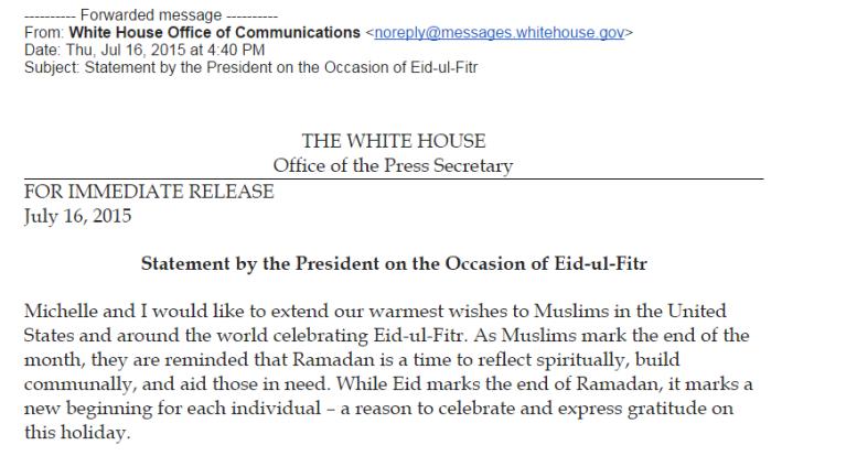 Obama-Ramadan