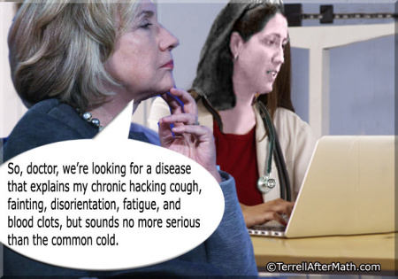 hillary-look-for-disease