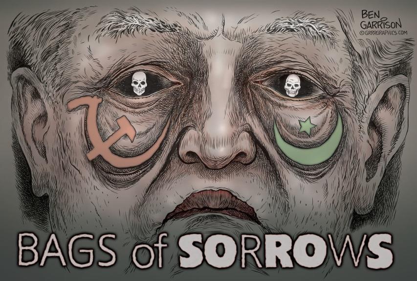 george-evil