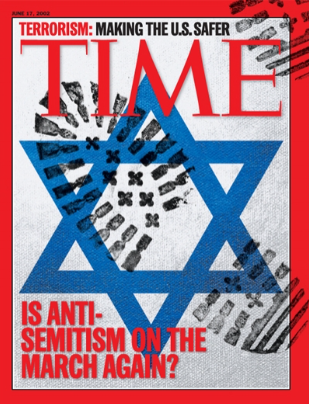 time-antisemitism
